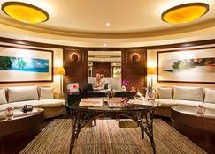 Danat Jebel Dhanna Resort - Jabel al Dhanna - Lounge