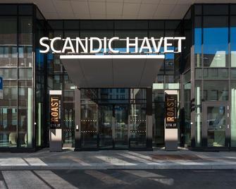 Scandic Havet - Bodø - Rakennus