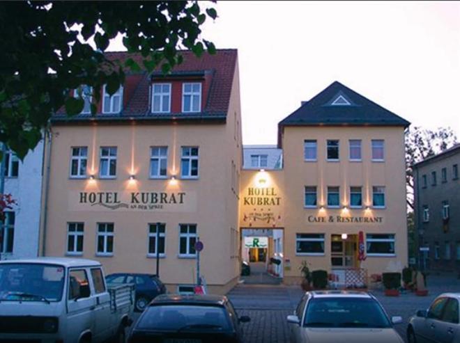 Hotel Kubrat an der Spree - Berlin - Building
