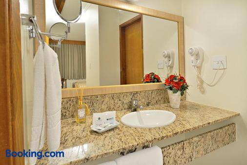 Nacional Inn Ribeirão Preto - Ribeirão Preto - Bathroom