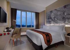 Aston Banyuwangi Hotel & Conference Center - Banyuwangi - Schlafzimmer