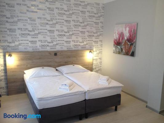 Pension Phoenix - Znojmo - Bedroom