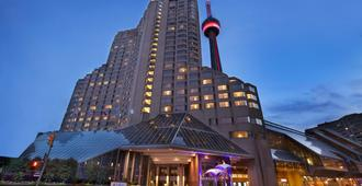 Intercontinental Toronto Centre - Toronto - Rakennus