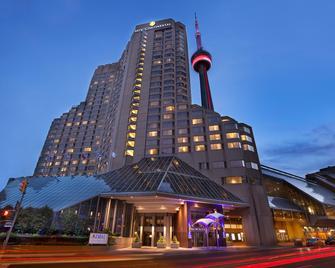 Intercontinental Toronto Centre, An IHG Hotel - Toronto - Edificio