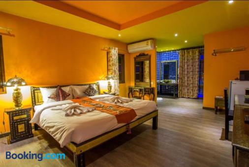 Changpuak Boutique House - Chiang Mai - Bedroom
