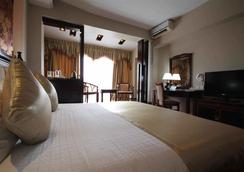 Best Western PLUS Lusaka Grand Hotel - Lusaka - Phòng ngủ