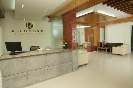 Richmond Hotel & Suites - Ντάκα - Ρεσεψιόν