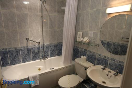 Brathay Lodge - Ambleside - Bathroom
