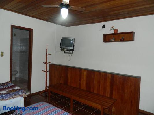 Fazenda Hotel Alvorada - Santos Dumont - Living room