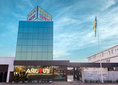 主人經濟飯店 - 繼巴拉那 - 建築