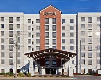 Staybridge Suites Indianapolis Downtown-Convention Center - Indianapolis - Building