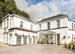 The Manor Hotel - Crickhowell - Building