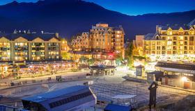 Sundial Boutique Hotel - Whistler - Vista del exterior