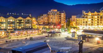 Sundial Boutique Hotel - Whistler - Outdoors view