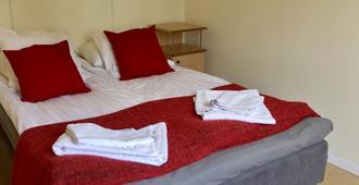 Malmfältens Logi & Konferens - Kiruna - Bedroom
