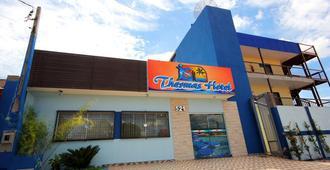 JS Thermas Hotel - Olímpia - Edifício