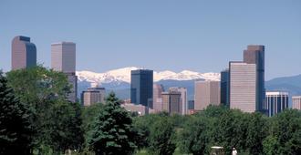 Crowne Plaza Denver Airport Convention Ctr - Denver - Dış görünüm
