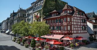 Hotel Rebstock Luzern - Luzern - Rakennus