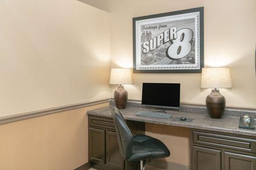 Super 8 by Wyndham North Little Rock/McCain - North Little Rock - Liikekeskus