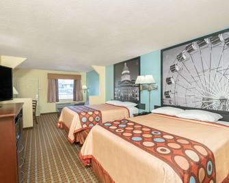 Super 8 by Wyndham North Little Rock/McCain - North Little Rock - Bedroom