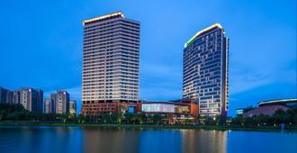 Holiday Inn Nanjing Qinhuai South - Nanjing - Building