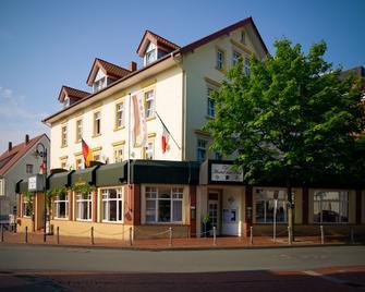 Hotel zur Post - Bad Rothenfelde - Building