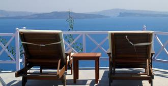 Armeni Village Rooms & Suites - Oia - Gym