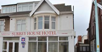 Surrey House Hotel - Blackpool - Rakennus