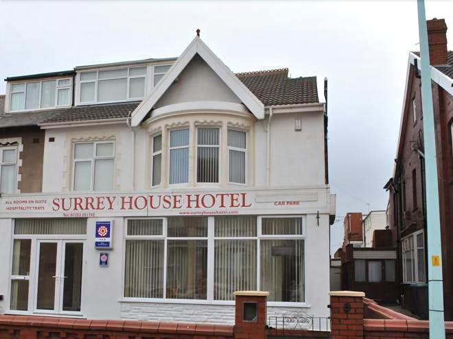 Surrey House Hotel - Blackpool - Building