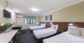 Rocky Resort Motor Inn - Rockhampton - Bedroom