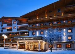 Jufa Alpenhotel Saalbach - Saalbach - Bygning