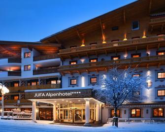 Jufa Alpenhotel Saalbach - Saalbach - Building
