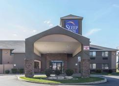 Sleep Inn West Valley City - Salt Lake City South - West Valley City - Rakennus