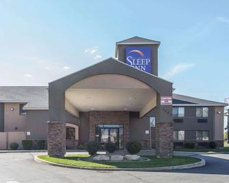 Sleep Inn West Valley City - Salt Lake City South - West Valley City - Building