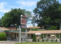 Twi-Lite Motel - Front Royal - Edificio