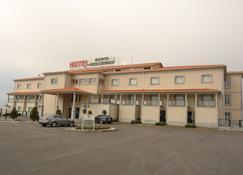Hotel Quinta dos Cedros - Селорику-да-Бейра - Здание