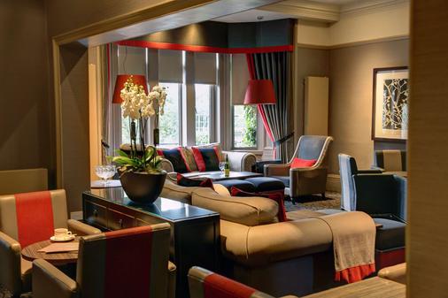 Best Western Garfield House Hotel - Glasgow - Toà nhà