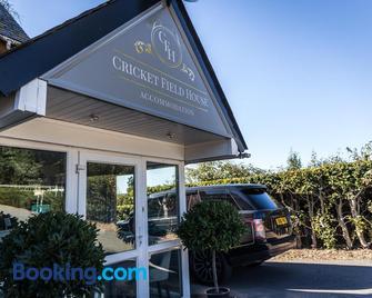 Cricket Field House - Salisbury - Gebäude