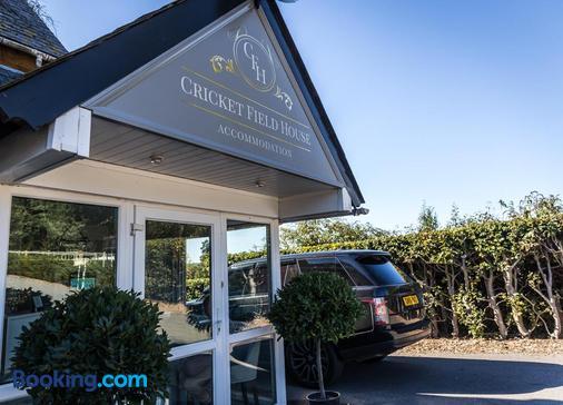 Cricketfield House - Guest House - Σόλσμπερι - Κτίριο