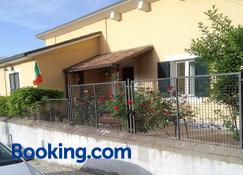 B&B Porta Bazzano - L'Aquila - Edificio