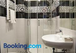 World Hostel - Gdansk - Bathroom