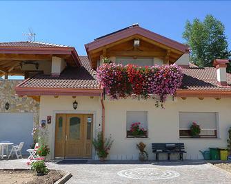 Agritur Vista Lago - Romallo - Building