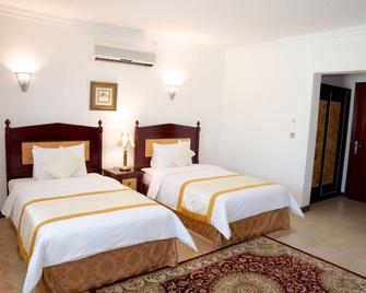 Green Mubazzarah Chalets - Al Ain - Bedroom