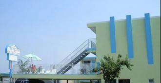 Tropicana Motel - Wildwood - Toà nhà