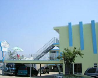 Tropicana Motel - Wildwood - Building