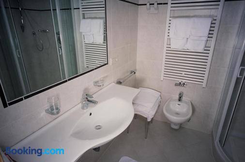 Residence Frea - Selva di Val Gardena - Bathroom
