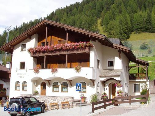 Residence Frea - Selva di Val Gardena - Building