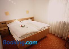 Residence Frea - Selva di Val Gardena - Bedroom