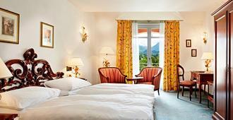 Erika Boutiquehotel Kitzbühel - Kitzbühel - Bedroom