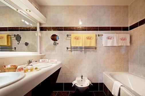 Hotel Erika - Κιτζμπούχελ - Μπάνιο